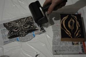 7. Radionica Handmade artist's book