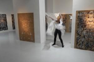 Oslobađanje Sputavanje, Performans, Maja Beganović (3)